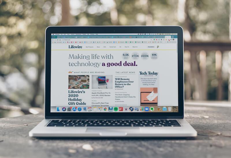 Lifewire SEO Articles